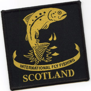 Fly Fishing Badge