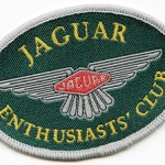 Classic Car Club Badge