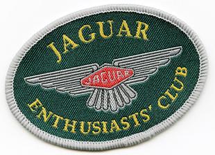 Classic Car Club Badge