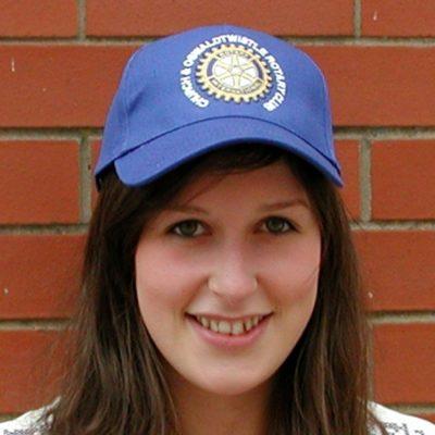 Rotary Club Cap Sapphire