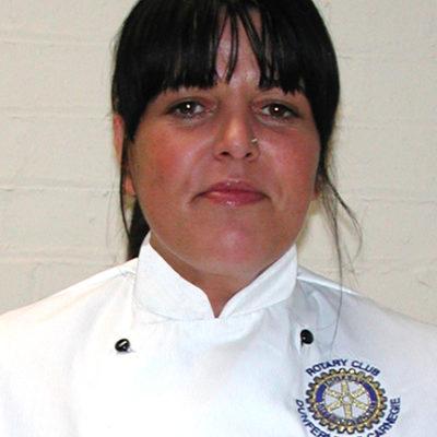 Rotary Club Chefs Jacket