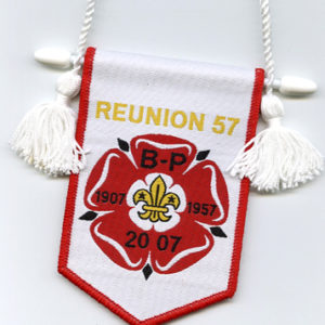 Scout Reunion Pennant