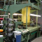 Latest hi tech Jacquard loom 2010