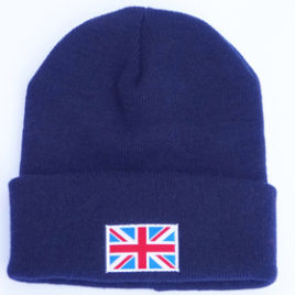Union Flag Woolly Hat