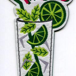 Mojito Cocktail Badge