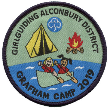Scouts Guides Brownies and Cubs Badges